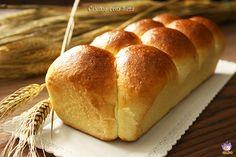 Pan brioche di Giorilli, realizzato con lievito di birra. E' morbidissimo e profumatissimo, ideale per la colazione o la merenda di grandi e piccini.