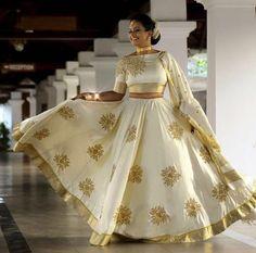 Order contact my WhatsApp number 7874133176 Half Saree Designs, Sari Blouse Designs, Saree Blouse Patterns, Lehenga Designs, Indian Bridal Lehenga, Indian Bridal Fashion, Indian Gowns, Lehanga Saree, Half Saree Lehenga