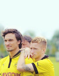Mats Hummels & Marco Reus ❤