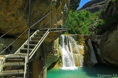 que Weekend Plans, Aragon, Spain Travel, The Good Place, Waterfall, Places To Visit, To Go, Outdoor, Amazing Places