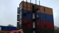 Explore the interesting alternative home ideas of #ContrainerHomes. >> Learn more at http://wiselygreen.com/container-living-diy-shipping-container-projects/