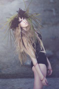 Seaweed crown 2