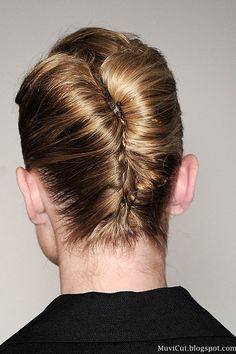 Cute Updo #Hairstyles