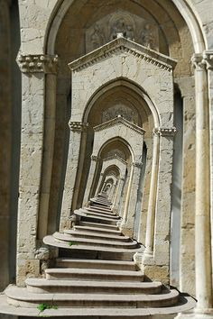 cathedral door by nathan degargoyle