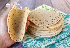 Paleo Tortilla Recipe