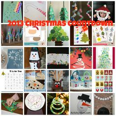 2013 Christmas Activity Advent Countdown