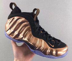 cheaper 86179 03072 nike air foamposite one copper Jordan Release Dates, Foam Posites, Shoe  Game, Air