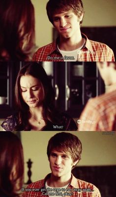 Spoby <3 sweetest scene ever <3