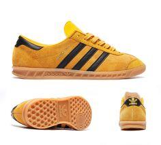 buy popular 768e7 2ad98 adidas Hamburg Mens Trainers, Adidas Originals, Hamburg