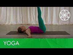 Six Minute Yoga Abs with Kathryn Budig | Yoga | Gaiam - YouTube