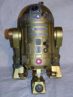 R2-D2 Steampunk