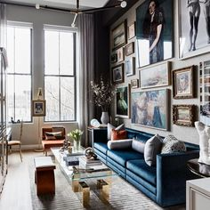 Upscale is Swiss online interior design company for house & office, granting intelligent and efficient interior design solutions. Interior Desing, Interior Inspiration, Bohemian Style Bedrooms, Home And Deco, Living Room Bedroom, Cheap Home Decor, Living Spaces, Living Area, Family Room