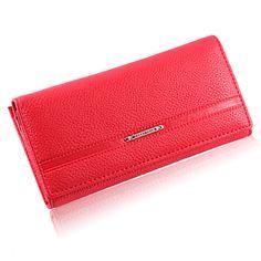 2016 Vintage Brieftaschen Damenmode marken Lange feste weiblichen handtasche Hohe Qualität Damen Clutches geldbörse Kreditkarteninhaber