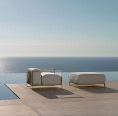 Just Relax, Outdoor Furniture, Outdoor Decor, Outdoor Living, Sun Lounger, Exterior, Interior Design, Interior Ideas, Architecture