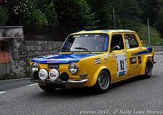 Simca 1000 Rally 2 - 2 2 1300 - Frassati Gualtiero-Protta Paolo - Biella Corse Historic Team