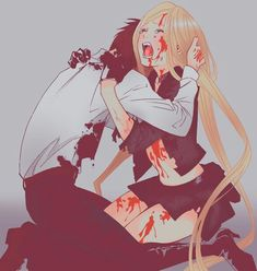Bishamon & Kazuma ♡