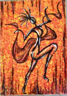 I balli africani