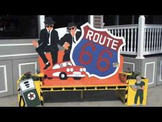 """""""Route 66"""" by John Mayer. I like this song because I used to watch the movie Cars with my brother Andrew and I still like watching it today and this song was featured in the movie. I love that this song takes me back to my childhood and I want to listen to that while driving down the actual Route 66."""
