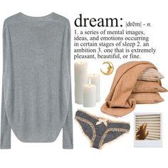 dream. by annsuzett on Polyvore