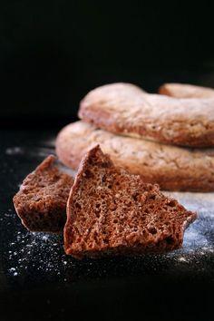 Ihana inkivääri: Feikkiruisleipää tumman leivän himoon
