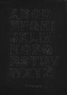 Constellation typeface