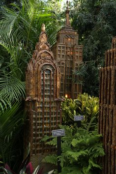 The Holiday Train Show at the New York Botanical Garden--Click through to see more!