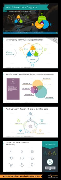 Flat Infographic Templates Design Bundle Ppt Diagrams And Icons