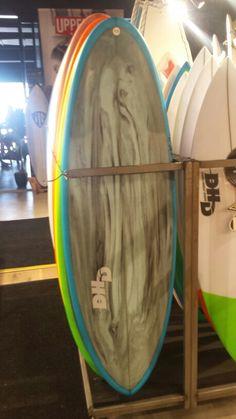 DHD pocket knife surfboard