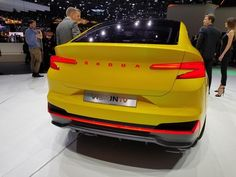The 2019 Skoda Vision IV Concept Is Here To Prove That The Czech Automaker Is Taking Its Electrification Plans Seriously Pictures, Photos, (. Seat Toledo, Car Finder, Prove It, Geneva Motor Show, Electric Cars, Car Car, Concept Cars, Places To Travel, Race Cars