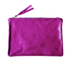 Violet XL Oversized Pouch
