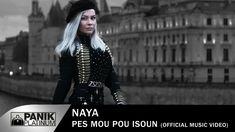 Naya - Πες Μου Που Ήσουν - Official Music Video Greek Music, Music Charts, Itunes, Music Videos, Punk, Songs, Female, Youtube, Fashion