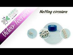 Netting Circolare | TECNICA - HobbyPerline.com - YouTube