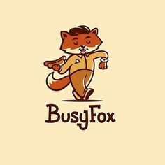 Logo inspiration:   BusyFox design made by @nastya  Hire quality logo and branding designers at Twine. Twine can help you get a logo, logo design, logo designer, graphic design, graphic designer, emblem, startup logo, business logo, company logo, branding, branding designer, branding identity, design inspiration, brandinginspiration and more.