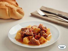 Veal Stew with Potatoes Recipe | Barilla