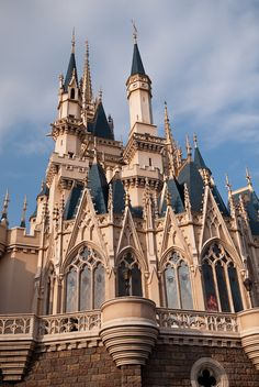 Sleeping Beauty's Castle - Tokyo Disney