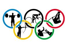 The 2016 Summer Olympics begin Aug. 5 in Rio de Janeiro, Brazil. Teach your children about the history of the Olympics, Brazil and summer sports. Olympic Medals, Olympic Games, Olympic Gymnastics, Olympic Athletes, Rio Olympics 2016, Summer Olympics Sports, Summer Games, Rio 2016, Rio De Janeiro