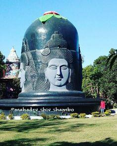 Huge Shiva Lingam #mahadev_shiv_shambo