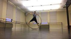 """Gefällt 151 Mal, 11 Kommentare - Courtney Giannone (@courtneygiannone) auf Instagram: """"Playing with funky arms @malashockdance #cyrwheel @courtneygiannone @spinnovation #troyboi…"""""""