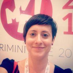 Fiorella al Web Marketing Festival 2015 di Rimini