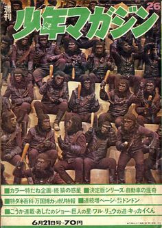 Planet of the Apes (Japan)