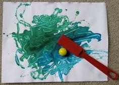 Preschool Is Fun Planning Activities: March 2010