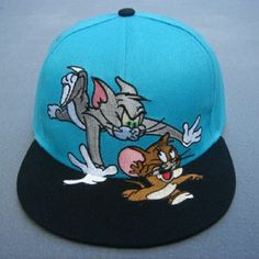 49c8c5a1a04 Tom   Jerry Snapback  Tom   jerry snapback collectables hat brand new  Accessories Hats Flat