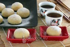 Фото японского десерта Моти
