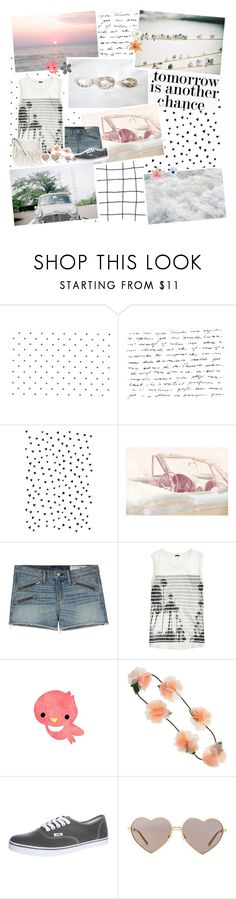 """""""///Tomorrow is another chance///"""" by tessicat ❤ liked on Polyvore featuring Cullen, Retrò, rag & bone/JEAN, J.Crew, Miss Selfridge, Vans, Melie Bianco, Wildfox and Betsey Johnson"""