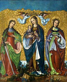 Sacra Galeria: Santas Perpétua e Felicidade