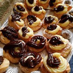 Tanti auguri a tutti i papà...oggi così! 😍😍  .  #zeppole #sangiuseppe #festadelpapà #papà #foodporn #foodie #madeinitaly #food #foodpic
