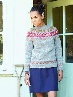 Hygge Knits Free Sweater Pattern!