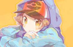 Image result for pokemon touya art Pokemon Manga, Black Pokemon, Pokemon Special, Pokemon Games, Catch Em All, Kirito, Manga Games, Childhood, Fan Art