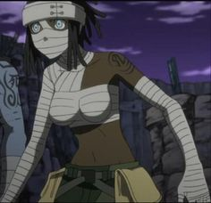 Naigus is so cool. I wish I could cosplay her, but I'm paler than a snowman XD