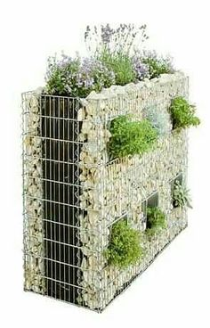 Ideas To Make Your Own Outdoor Water Fountains Outdoor Water Fountains -DIY Lan. Ideas To Make Your Own Outdoor Water Fountains Outdoor Water Fountains -DIY Landscape Design & Bac Container Water Gardens, Container Gardening, Diy Water Fountain, Water Fountains, Outdoor Fountains, Stone Fence, Brick Fence, Concrete Fence, Fence Gate